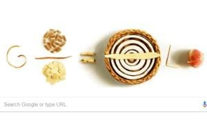 Pi Day: Google celebrates mathematical constant with a special doodle
