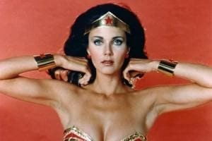 Former Wonder Woman star Lynda Carter says that a crew member made a...