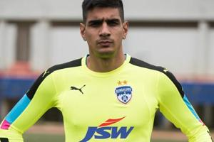 Gurpreet Singh Sandhu signs new 5-year contract with Bengaluru FC