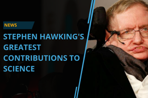 Renowned physicist Stephen Hawking passed away on 14 March at the age...