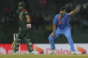 India vs Bangladesh, Nidahas Trophy T20 Tri-Nation series, Colombo:...