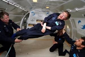 'May you keep flying like superman in microgravity': Scientific...