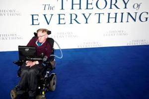 The theory of everything pragmatic: Stephen Hawking and the...