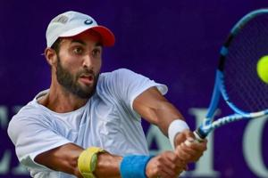 Yuki Bhambri goes down fighting to Sam Querrey in Indian Wells tennis