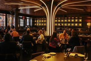 Once synonymous with Wall Street, Harry's restaurant in New York gets...