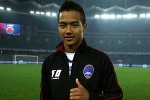 Delhi Dynamos FC's Lallianzuala Chhangte says ISL club'can beat any...