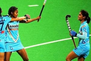 Indian women's hockey team aiming for podium at Commonwealth Games:...