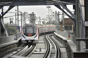 Metro's Pink line inaugurated, Kejriwal says Delhi govt will soon...