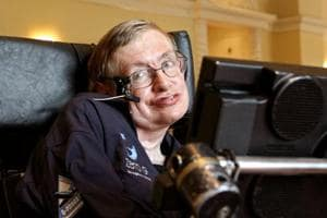 Photos: Physicist Stephen Hawking dies aged 76