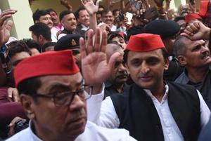 UP bypolls: SP-BSP alliance halts saffron run
