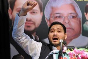 Tejashwi Yadav for grand alliance to defeat BJP in 2019 Lok Sabha...