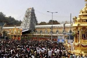Tirupati shrine has scrapped notes with face value of Rs 25 crore:...