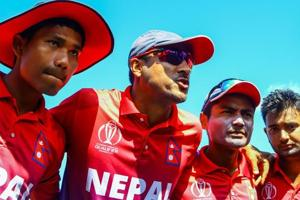 ICC World Cup qualifier: Nepal thrash Papua New Guinea to...