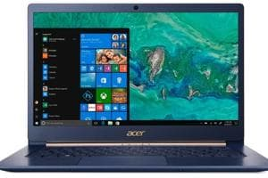 Acer Swift 5 with 8th gen Intel core processor launched in India,...