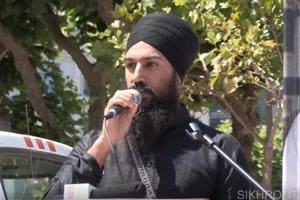Canada politician Jagmeet Singh disavows terrorism amid controversy...