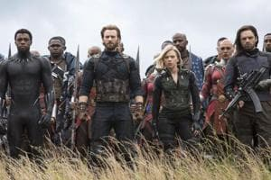 Avengers: Infinity War directors share cryptic tweet that's sending...
