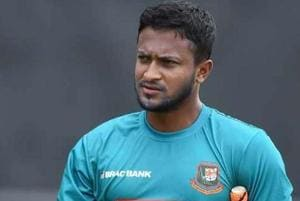 Nidahas Trophy: Bangladesh get Shakib Al Hasan fitness boost for...