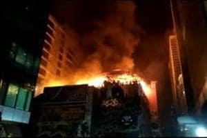 Kamala Mills fire: 1Above owners Sanghvi brothers file for bail