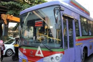 To improve bus connectivity to BKC, the biggest business district of the city, the MMRDA has bought 25 hybrid electric buses.