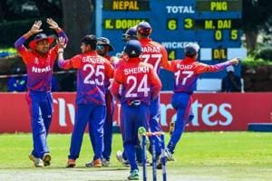 ICC World Cup Qualifier: Nepal gain ODI status after win over Papua...