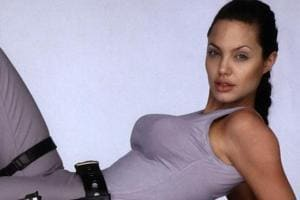Angelina Jolie was made to undergo drug and urine tests while filming...