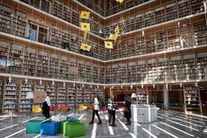 Make libraries great again