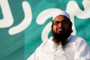 Hafiz Saeed files petition to challenge ban on social welfare...