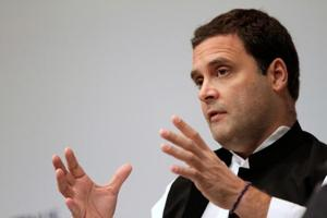 Rahul Gandhi attacks Centre on SSC paper leak
