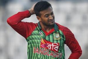 Courtney Walsh hopes Shakib Al Hasan plays in key Nidahas Trophy tie...