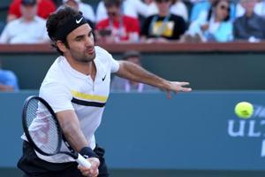 Roger Federer wins at Indian Wells, sets up rematch with Chung Hyeon...