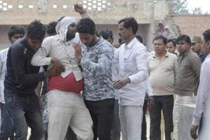 Five dead in Noida car crash: Village in mourning as celebrations end...