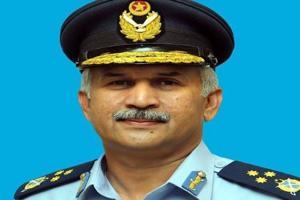 Mujahid Anwar Khan appointed as Pakistan's new air chief