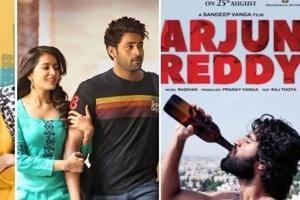 Tholi Prema to Arjun Reddy: Films that redefined romance in Telugu...