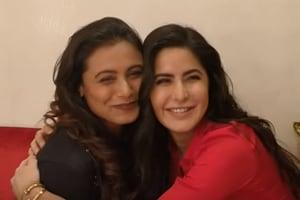 Katrina Kaif reveals her biggest hichki to Rani Mukerji: A...