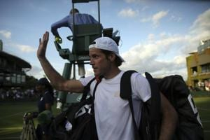 Tommy Haas calls time on tennis career spanning more than two decades