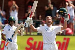 How Australia's negative strategy failed to stop ABDe Villiers in...