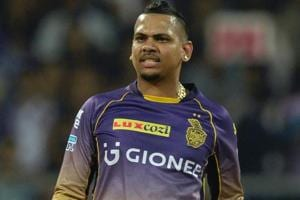 Sunil Narine in big trouble, may not be able to bowl in Indian Premier...