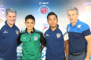 Indian Super League final, Bengaluru FC vs Chennaiyin FC: Know the...