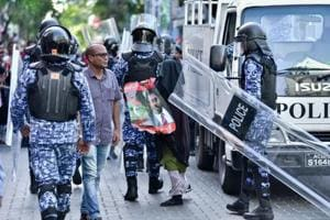 Maldives crisis: Opposition leaders meet US officials, ask them to act...