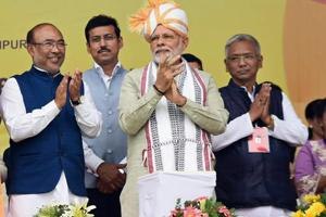 Northeast can be the new engine for India's growth: PM