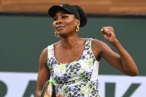 Venus Williams routs Carla Suarez Navarro to reach Indian Wells semis
