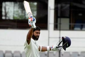 Wasim Jaffer misses triple ton but Vidarbha reach 702/5 on rain-hit...
