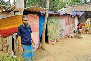 Rohingya refugees find a safe haven near Kolkata
