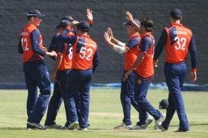 Netherlands beat Nepal, finish seventh in ICC World Cup qualifiers
