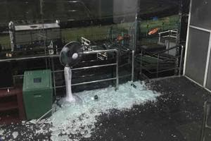 Bangladesh vs Sri Lanka fight: Broken glass panels causes stir,...