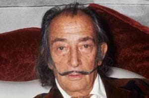 Salvador Dali's remains finally reburied after paternity test