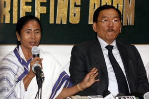 Mamata and Chamling underplay differences over Gorkhaland, talk of new...