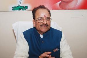 BJP Uttarakhand unit president Ajay Bhatt.