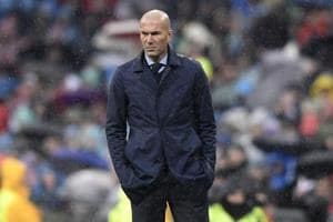 Real Madrid coach Zinedine Zidane admits fondness for Champions League...