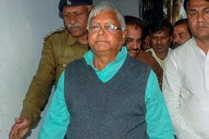 Lalu Prasad takes ill, admitted to cardiology wing of RIMS in Ranchi